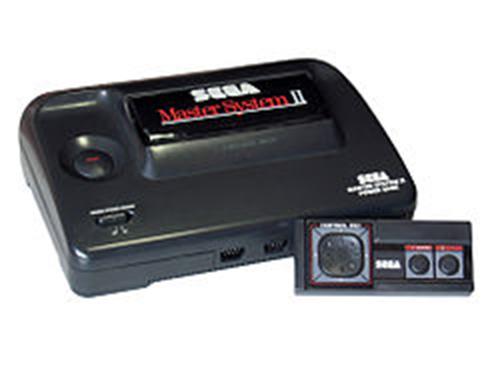 Sega Master System II Set