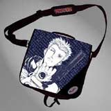 Trigun Knives with Guns Messenger Bag