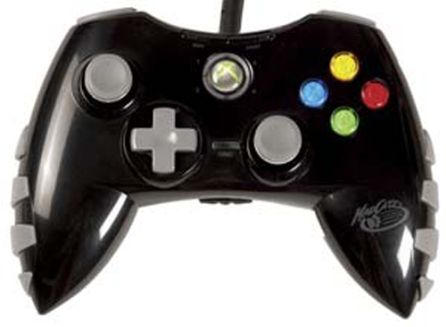 Xbox 360 MadCatz MicroCon Control Pad