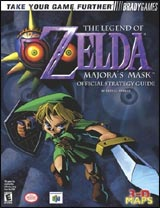 Legend of Zelda: Majora's Mask Official Strategy Guide