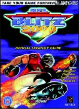 NFL Blitz 2000 Official Strategy Guide Book