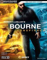 Bourne Conspiracy Official Strategy Guide