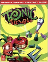 Tonic Trouble Official Strategy Guide Book