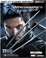 X2 Wolverine's Revenge Official Strategy Guide Book