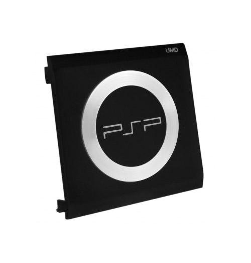 PSP Slim Replacement UMD Door (Black)