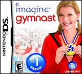 Imagine Gymnast