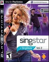 SingStar Volume 2 Bundle