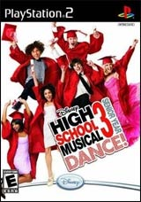 High School Musical 3 Senior Year DANCE! (Game Only)