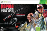 Rapala Pro Bass Fishing 2010 with Rod