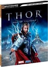 Thor: God of Thunder Official Guide