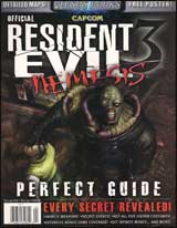 Resident Evil 3 Nemesis Strategy Guide