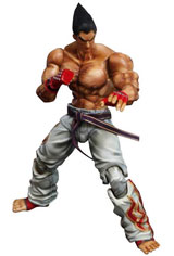 Tekken Tag Tournament 2 Play Arts Kai Kazuya Mishima Action Figure