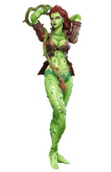 Batman: Arkham City Play Arts Kai Poison Ivy Action Figure
