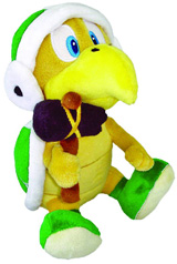 Super Mario Bros Hammer Bros 7 Inch Plush