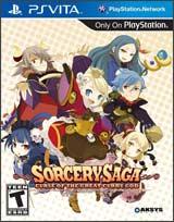 Sorcery Saga Curse of the Great Curry God