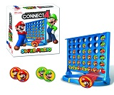 Super Mario Bros Connect 4