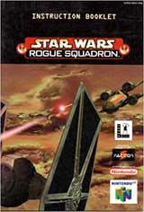 Star Wars: Rogue Squadron (Instruction Manual)