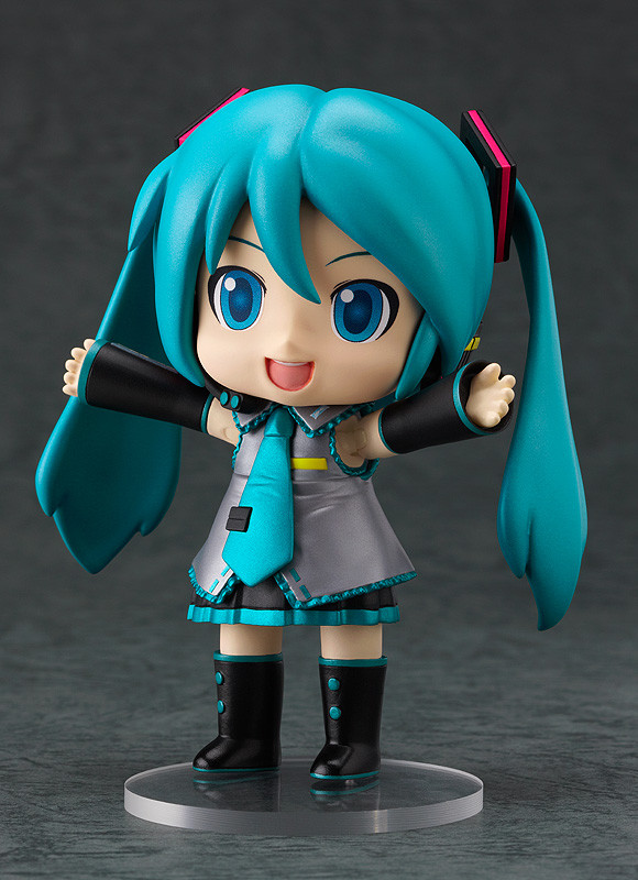 Character Vocal Series 01 Mikudayo Nendoroid arms open