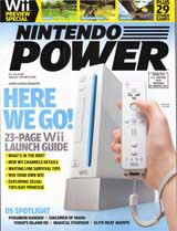 Nintendo Power Volume 210 Nintendo Wii