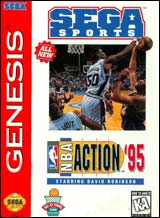 NBA Action '95 Starring David Robinson