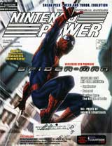 Nintendo Power Volume 156 Spider Man