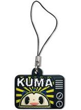 Persona 4 Kuma PVC Cell Phone Charm