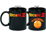 Dragon Ball Z Logo Heat Change 11oz Mug