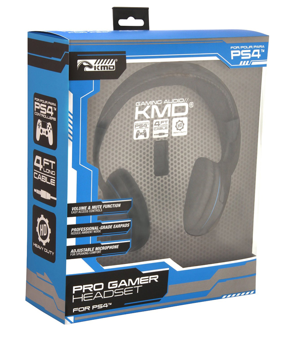 PlayStation 4 Pro Gamer Large Headset