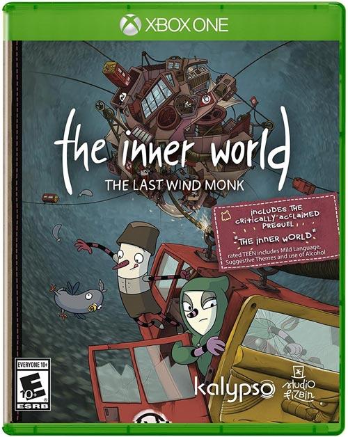 Inner World: The Last Wind Monk
