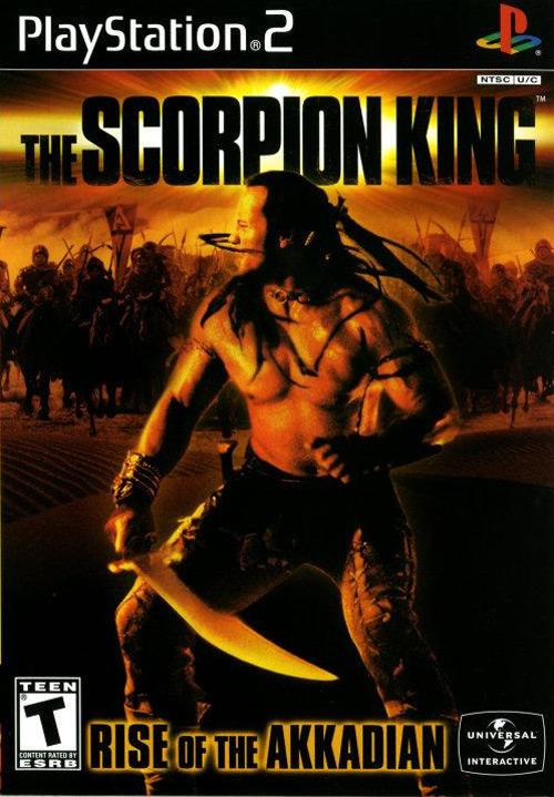 Scorpion King: Rise of the Akkadian