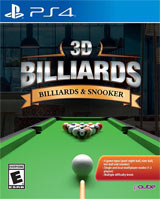3D Billiards: Billiards and Snooker