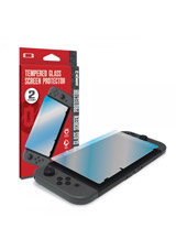 Nintendo Switch Tempered Glass Screen Protector 2 Sets