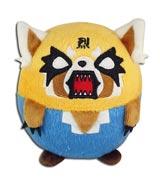 Aggretsuko Retsuko Rage 4 Inch Ball Plush