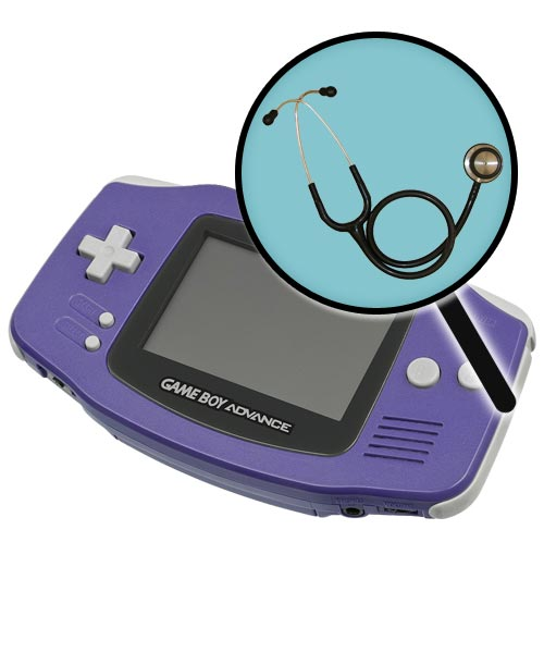 Game Boy Advance Repairs: Free Diagnostic Service