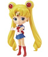 Sailor Moon Pretty Guardian: Q-Posket Sailor Moon Figure