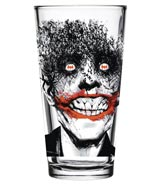 DC Comics Batman Joker Bats Toon Tumblers Glass