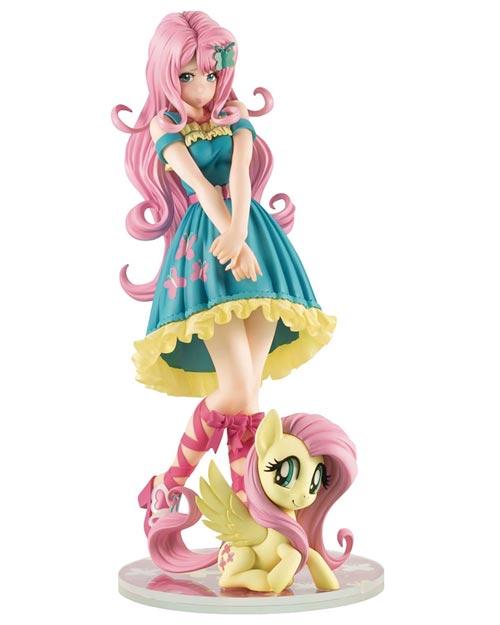 My Little Pony Fluttershy Bishoujo Statue