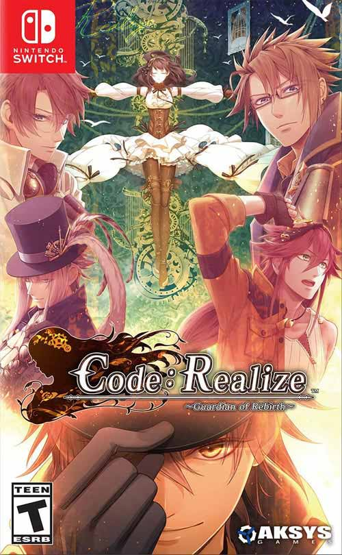 Code: Realize Guardian of Rebirth