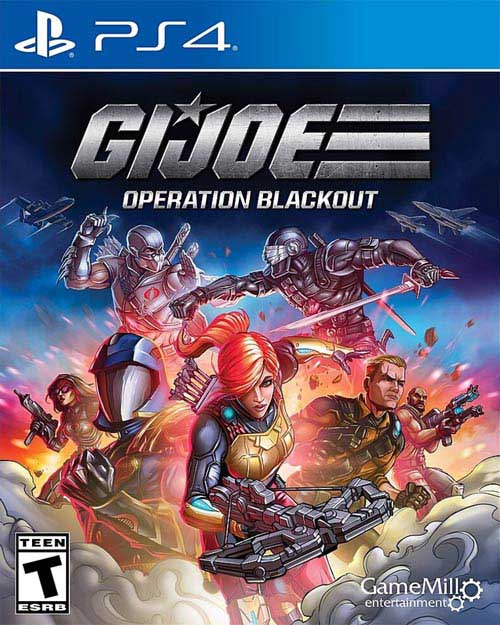 GI Joe: Operation Blackout