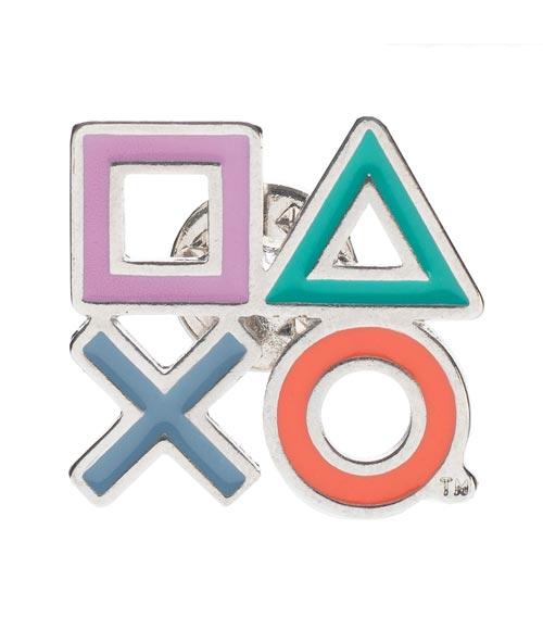 PlayStation Icons Lapel Pin