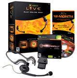 Xbox Live 12 Month Starter Kit with Crimson Skies