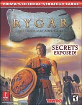 Rygar Offical Strategy Guide
