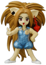 Masamune Shirow: Dominion Small Uni Mini-Figure