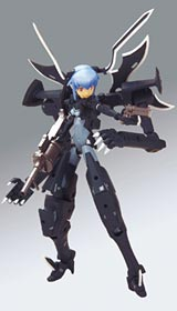 Busou Shinki Series 1 MMS Type Devil Strarf Figure