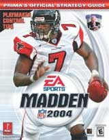 Madden NFL 2004 Official Strategy Guide Book