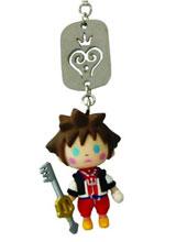 Kingdom Hearts Sora Mascot Strap