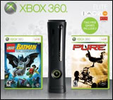 Microsoft Xbox 360 Elite Holiday 09 Bundle