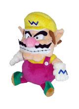 Nintendo Wario 9 Inch Plush