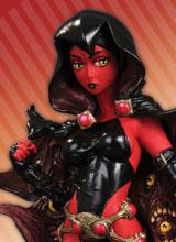 Ame-Comi Raven Demon Daughter 9 Inch Statue