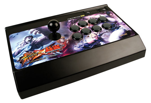 Xbox 360 Street Fighter X Tekken Arcade Fight Stick Pro X Version